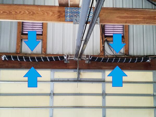 repaired-garage-door-torsion-springs